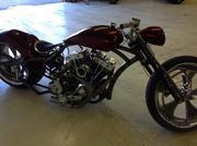 2007 Custom Built Motorcycles Bobber. 3000 miles on it!!!